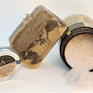 salve soap bath salt