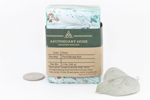 soap purifying spa